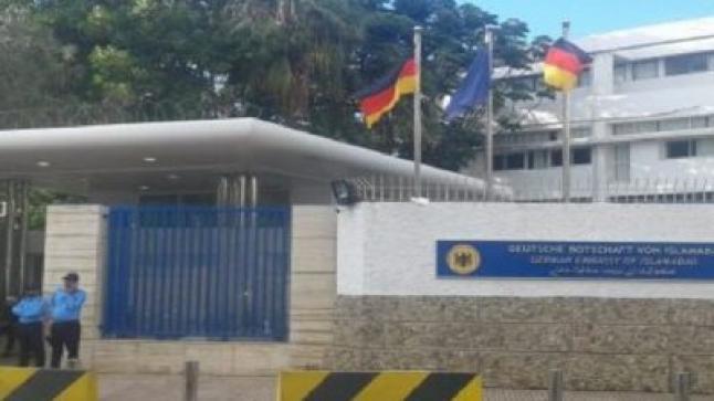 توقيف كاميرونية للاعتداء على الملحق العسكري بسفارة ألمانيا