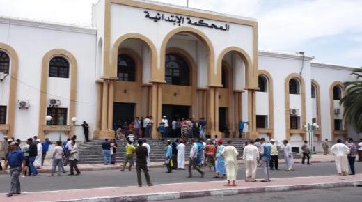 """بث مباشر على """" النت """" يجر طالبا للإعتقال في آيت ملول"""