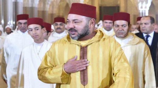 الملك محمد السادس سيؤدي صلاة الجمعة بأكبر مسجد لأكادير