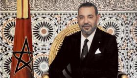"""الملك يجري اتصالات هاتفيا مع """" الغزواني """" الرئيس الموريتاني"""