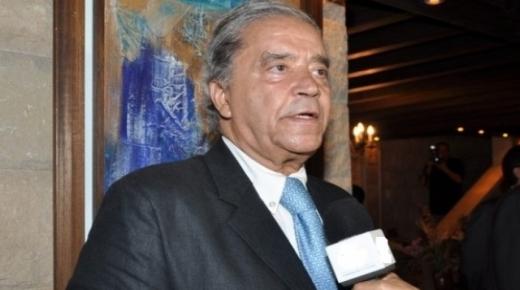 قيدوم الصحفيين مصطفى العلوي في ذمة الله
