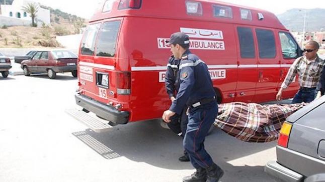 سيارة تقتل قاصرا في آيت ملول