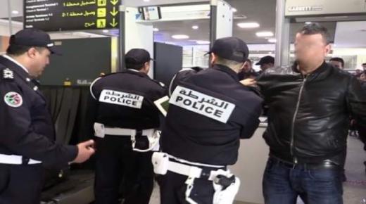 الايقاع بمهاجر- أمريكي- بمطار اكادير حاول تهريب مبالغ مهمة من العملة الصعبة
