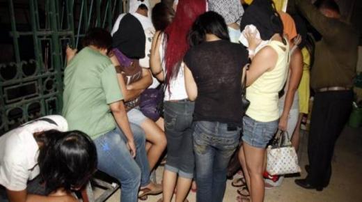 الشرطة تضبط سائحين باكستانيين رفقة فتاتين في حالة تلبس بممارسة الفساد داخل شقة بأكادير