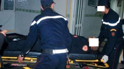 محاولة انتحار رجل أمن من أعلى بناية المنطقة الأمنية بخنيفرة