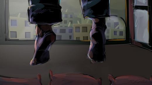 أكادير- تغازوت : نهاية مأساوية لرب أسرة وضع حدا لحياته شنقا