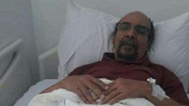 """المرض يورق جسد الفنان الأمازيغي """" محمد سمينة """""""