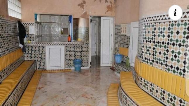 """استئناف العمل ب """" الحمامات """" بمدينة الدار البيضاء"""