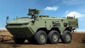 """فرنسا توافق بيع المغرب حاملة الأفراد المدرعة """" VAB Mk 3 """""""