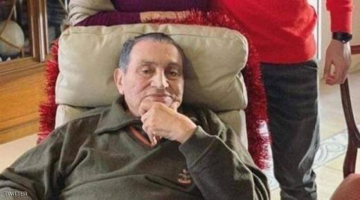 عاجل…عن عمر يناهز 91 عاما وفاة الرئيس المصري السابق حسني مبارك
