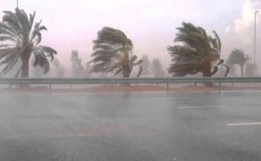 لساكنة سوس ، خذو حذركم عواصف رعدية قوية ابتداء من زوال اليوم (نشرة إنذارية)