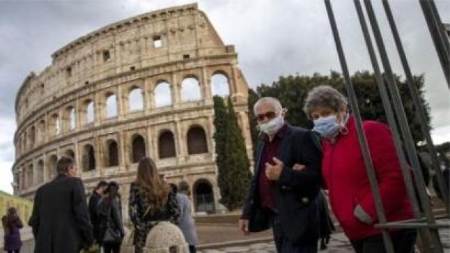 فيروس كورونا.. إيطاليا زادت عدد الأسرة في العناية المركزة بنسبة 64%