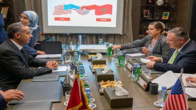 پُومـبيُو يجتمعُ رأساً لرأس مع الحموشي: نننظرُ بتقديرٍ كبير لتعاوننا الأمني والإستخباراتي