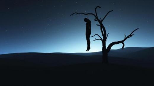 شاب ينتحر شنقا بغابة بوعلاكة في بيوكرى