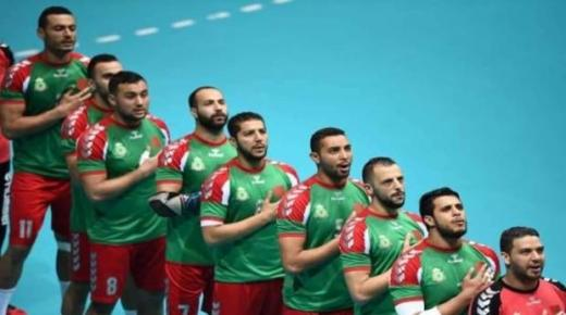 المنتخب الوطني المغربي لكرة اليد ينتصر على الرأس الأخضر ويقترب التأهل إلى كأس العالم