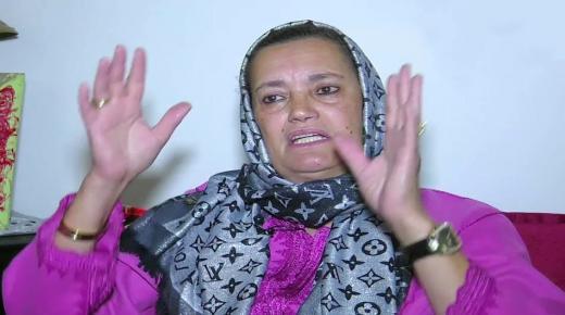 """أخبار زائفة """" تقتل """" الممثلة المغربية نعيمة بوحمالة"""
