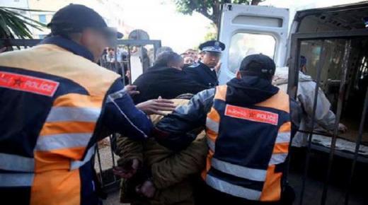أكادير / البوليس يوقف جانحا هاجم محل لبيع الهواتف في واضحة النهار