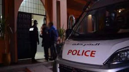 خطة محكمة تقود إلى ايقاف مروج مخدرات مبحوث عنه وطنيا داخل هذا الفندق