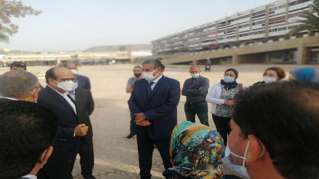 اخنوش يضع رسميا ترشيحه لرئاسة جماعة اكادير