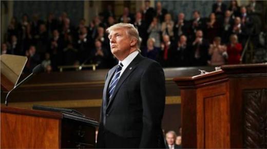 اليوم الأول من محاكمة الرئيس ترامب يكرس حالة الاصطفاف السياسي الحاد في مجلس الشيوخ