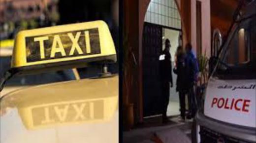 """اكادير : الشرطة القضائية تضع حدا ل """"شفار الطاكسيات"""" وتحيله على العدالة"""