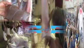 بالفيديو : اسرع طريقة سلخ اضحية العيد في 3 دقائق