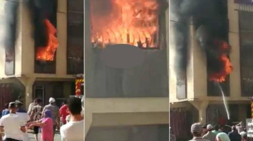الداخلية تكشف نتائج تحقيق وفاة الطفلة هبة بسبب الحريق