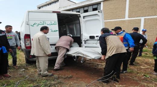 سيدة تقتل زوجها وتدفنه بفناء المنزل باولوز اقليم تارودانت