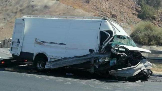 وفاة شخص في حادثة سير خطيرة نواحي أكادير