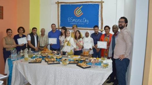انطلاق أول منصة مجانية للتكوين عبر الأنترنيت في المغرب