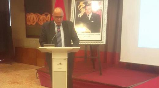تجديد الثقة بالإجماع في السيد عبد المولى عبد المومني رئيسا للمجلس الإداري للتعاضدية العامة لموظفي الإدارات العمومية ( بلاغ صحفي )
