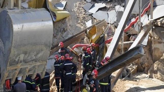 مصرع شخصين في حادث بناء سد بولعوان بشيشاوة