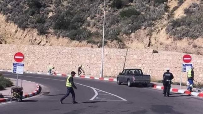 أمن أكادير يوقف المعتدي على سائحة أجنبية بالسلاح الأبيض