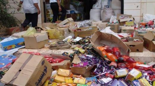 تسجيل 60 مخالفة في مجال الأسعار وجودة المواد الغذائية
