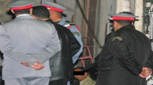 اعتقال دركيين عذبوا شخصا هدد بكشف علاقتهم بتجار المخدرات