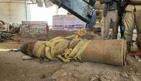إستنفار أمني بعد العثور على قنبلة ضخمة نواحي آيت عبد الله