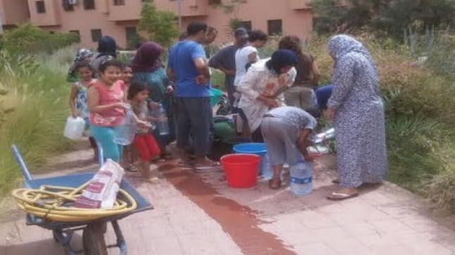 صراعات انتخابية تقطع مياه الشرب على دواوير بجماعة أقرمود بالصويرة