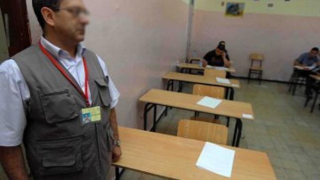 امتحانات الباكالوريا.. ضبط 399 شخصا مشتبها في تورطهم في ارتكاب أعمال الغش وفي قضايا أخرى (بلاغ DGSN)