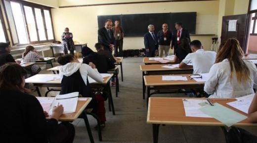 """وزارة أمزازي تقرر احتساب نقط المراقبة المستمرة لتلاميذ """"التاسعة والسادس"""""""