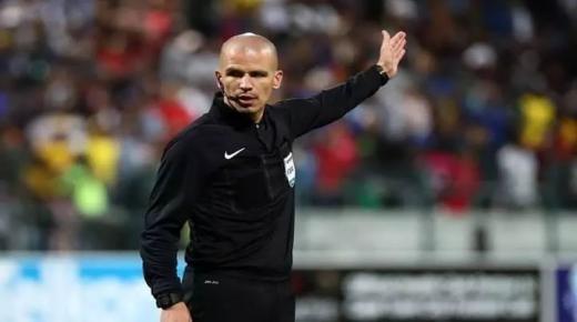 رسميا… هذا هو حكم نهائي كأس امم افريقيا