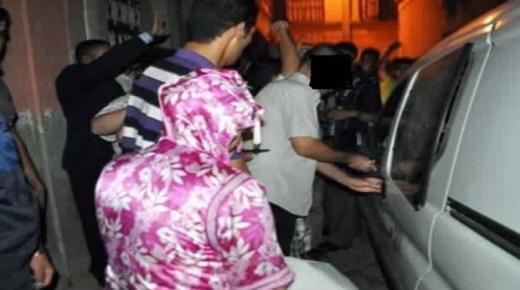 """الخيانة الزوجية تقود لإعتقال """" مخزني """" في سيدي بيبي"""