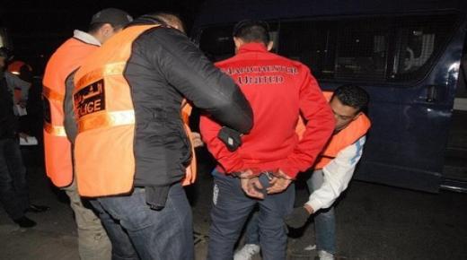 """لابيجي تعتقل """" الميش """" أكبر مروج مخدرات في إمينتانوت"""