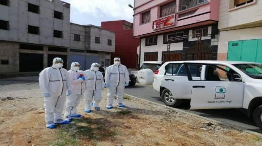 800 إصابة بكورونا في صفوف الممرضين وتقنيي الصحة مع تسجيل 8 وفيات