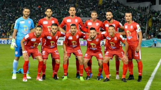 حسنية أكادير يواجه الإتحاد الليبي في دور الـ 32 من كأس الكونفدرالية الافريقية