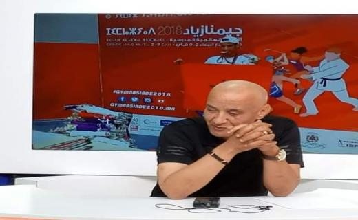 بالشفاء العاجل للفاعل السياحي رشيد خيراوي إثر إصابته بفيروس كورونا