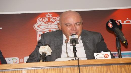 غاموندي : لم نقم ببيع المباراة، و موسى نضاو التحكيم ظلمنا