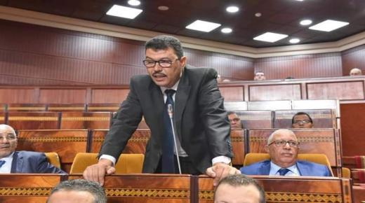 """برلماني يسائل """" أوجار """" عن أسباب توقف أشغال بناء محكمة بيوكرى"""