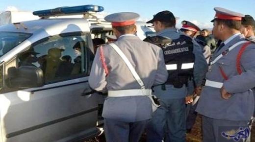 سيدي ايفني : تقرير قائد تيوغزة يحرك الدرك لاعتقال حقوقي