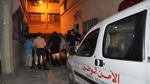 مداهمة إعتقال وحجز مخدرات بمنزل قرب أكادير