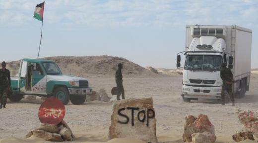 المغرب يحرك قوته لفك الحصار عن معبر الكركرات
